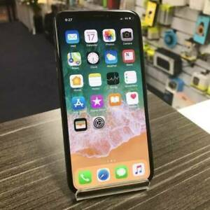 iPhone X 256G Space Grey unlocked with tax invoice warranty AU MODEL