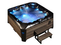 Arden Spas Santorini Hot Tub - Guaranteed Delivery Before Christmas