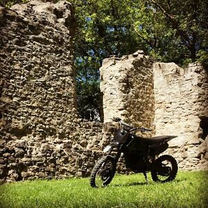 Daymak 150cc dirt bike