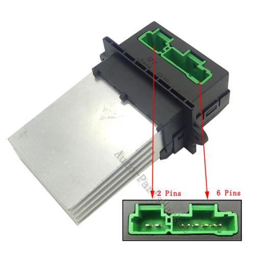 7701048390 heater blower motor resistor for renault megane modus scenic twingo ebay. Black Bedroom Furniture Sets. Home Design Ideas
