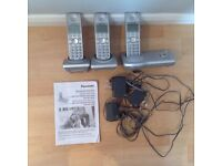 Panasonic Digital Cordless Phones & Answering System