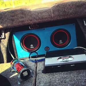 "10"" subs in ported box"