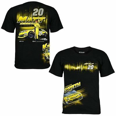 Matt Kenseth 2014 Chase Authentics  20 Dollar General Camber Tee Free Ship