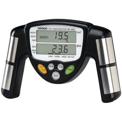 Omron Hbf 306C Body Fat Loss Bmi Analyzer  Monitor