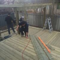 Quality Deck/Fence/Paving Pad Construction and Design Services