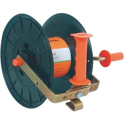 Gallagher Electric Fence Reel , kite, twine wire rope FARM & RANCHER TOOLS