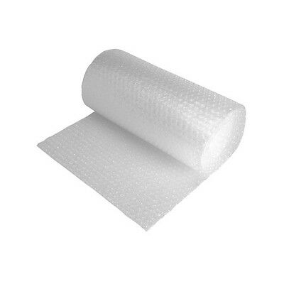 2 x 100 METRE ROLLS OF 500mm WIDE JIFFY BUBBLE WRAP.