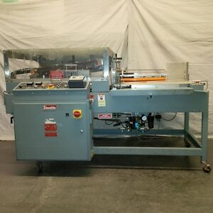 Used Shrink Wrap Machine: Shanklin A27 Auto L-Bar Sealer (21)