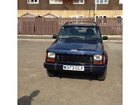 Jeep cherokee limited automatic