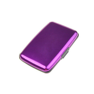 Nice Aluminum Business ID Credit Card Case Wallet Holder Metal Box