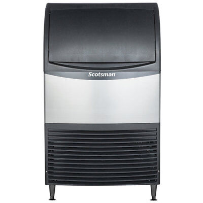 Scotsman Cu0920ma-1 20 Air Cooled Undercounter Medium Cube Ice Machine - 100 Lb