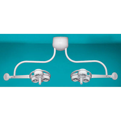 Dual Ceiling-mount Mri Surgical Light 1 Ea