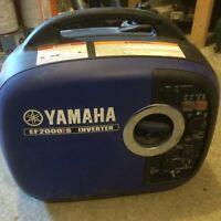 Génératrice Yamaha EF2000is inverter