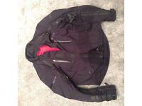 Weise onyx textile motorcycle jacket - Small (40)