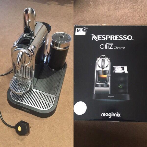 nespresso gca1ch vertuoline single serve coffee maker