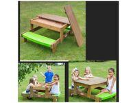 little tikes picnic / sand table