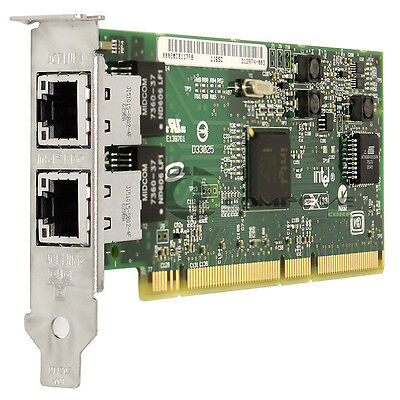 Intel Pro//1000 PT Quad Port Low-Profile Bracket D61626-003
