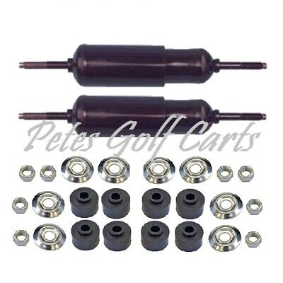 (2) Club Car DS/Precedent (1988-Up) Gas/Electric Golf Cart Rear Shock Absorber for sale  Shipping to South Africa
