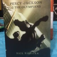 Percy Jackson and the Olympians books 1-5