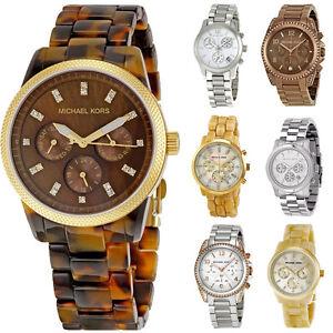 Michael-Kors-Ladies-Chronograph-Quartz-Watch-Multiple-Womens-Models