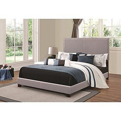 Coaster Home Furnishings 350071Q Queen Bed Grey NEW