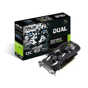 carte video  ASUS Geforce GTX 1050ti 4gb