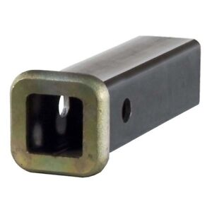 Curt 49506 Raw Steel Receiver Tube 1 1/4