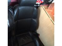 BMW e36 front seats