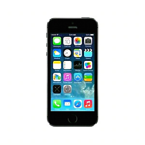iPhone 5S 16GB space gray Telus/Koodo works perfectly in excelle
