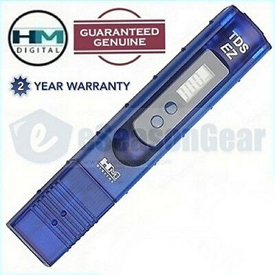 Hm Digital Tds Ez Ppm Meter  Home Drinking Tap Water Quality Purity Test Tester