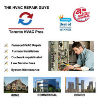 RELIABLE, AFFORDABLE, FAST SERVICE for FURNACE REPAIR & INSTALLA
