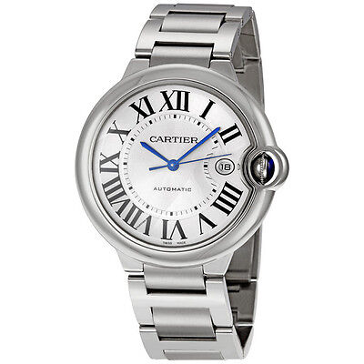 Cartier Ballon Bleu de Cartier Mens Watch W69012Z4