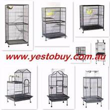 Canary Bird Parrot Cage Aviary Ferret Cat Budgie Hamster House Oakleigh Monash Area Preview