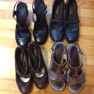 Women's shoes 7.5. Naturalizer aerosoles skechers