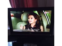 """LG 26"""" HD Freeview TV excellent condition"""