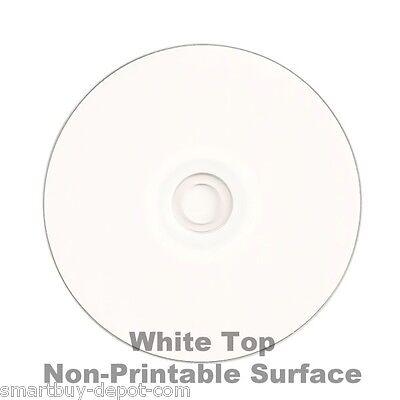 Купить Smart Buy - 100-Pack SmartBuy Blank CD-R CDR 52X 700MB/80Min White Top Recordable Disc