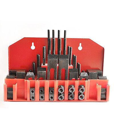 Spannpratzen-Set M8 für 10mm T-Nuten - Spannwerkzeug - Spanneisen