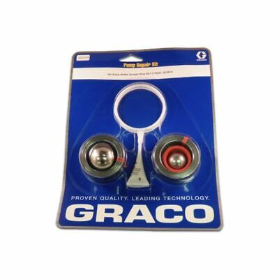 220395- Graco Pump Packing Polyleather Repair Kit For King 451 Bulldog ...