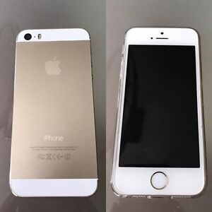 Gold iPhone 5s 32G UNLOCKED