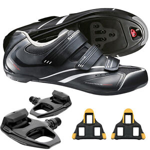 Shimano-R078-Road-Bike-Cycling-Shoes-PD-R540B-Pedals