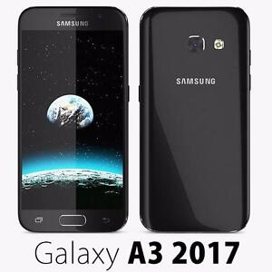 Brand New unlocked Samsung Galaxy A3 (2017) Water resistant