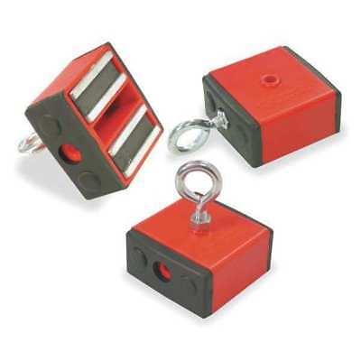 6ya69 Lifting Magnet 100 Lb. Pull
