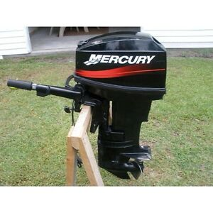Mercury 25Hp 2 Stroke For Sale Canada