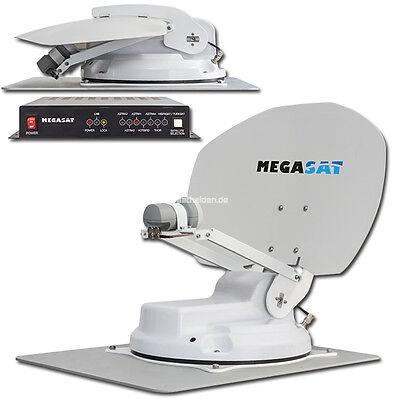 Megasat Caravanman kompakt Twin vollautomatische Sat Antenne System