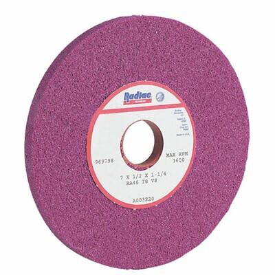 """Pack of 2 CGW-Camel 34622 White Surface Grinding Wheel-Size 7/""""X 1//2/""""X 1-1//4/"""""""