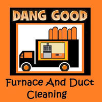 Dang Good Furnace & Duct Cleaning Calgary.