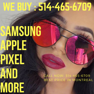 I BUY IPHONE 10 ✅ NEST ✅ IPAD PRO ✅ PIXEL ✅ S9 S8 ✅514★465★6709