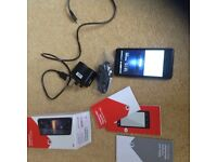 Vodafone smart 4 mobile phone excellent condition