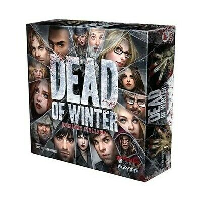 Dead of Winter - ed. Italiana - Gioco da tavolo Raven Distribution