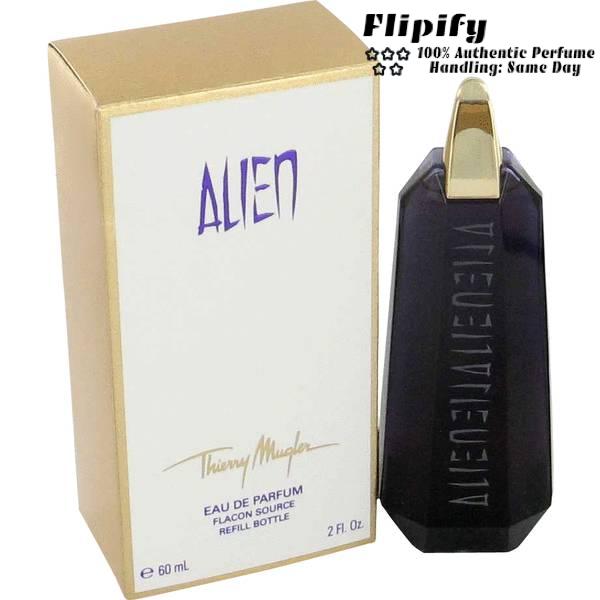 Alien Perfume By THIERRY MUGLER FOR WOMEN 3oz 2 oz 1 oz .5 o